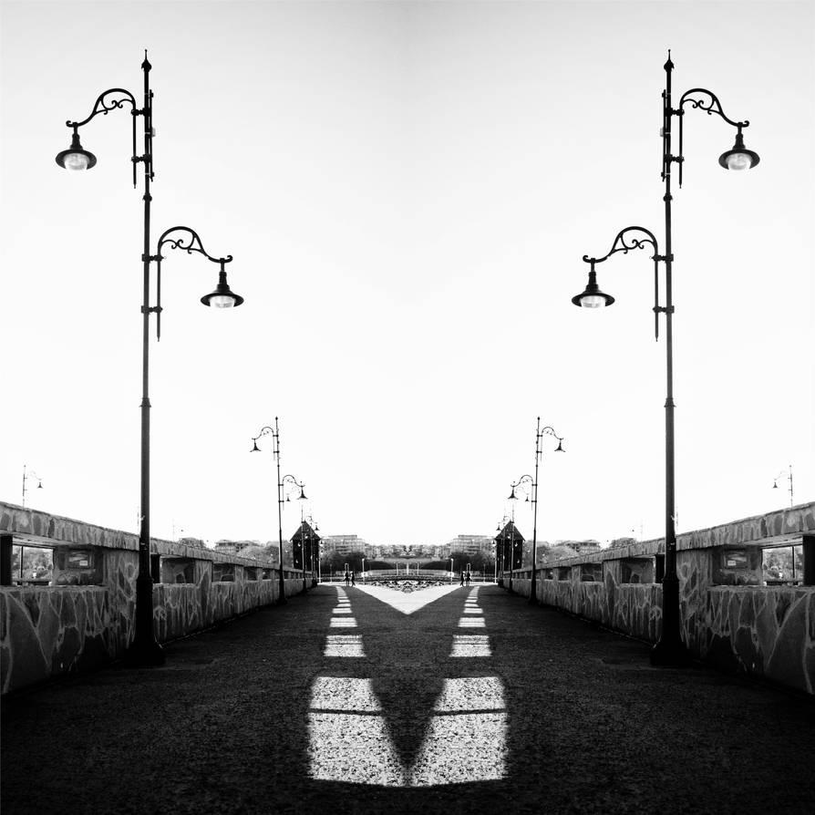 Variable angle of reflection