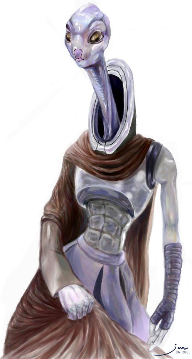 Kaminoan Suhjo - Knight of the ...