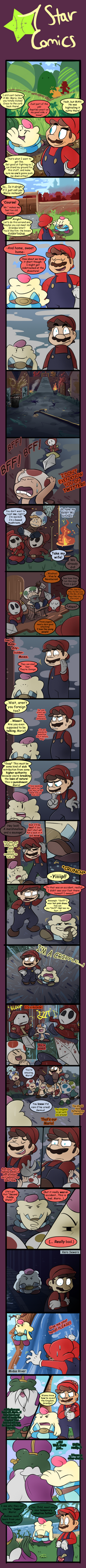 Seven Star Comics 88 by Loopy-Lupe