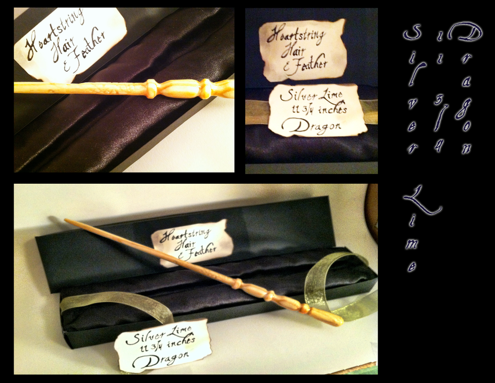 Pottermore silver lime wand by cquiesce on deviantart