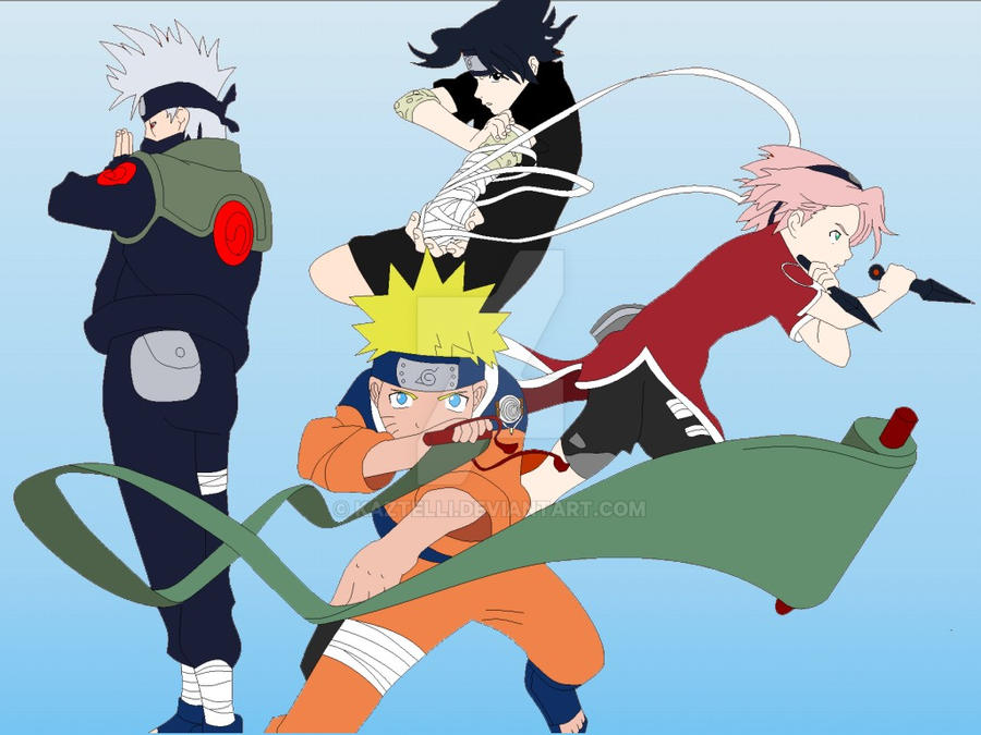 Naruto go fighting dreamers lyrics