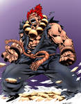 Gouki's Rage