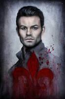 Elijah Mikaelson by MeduZZa13