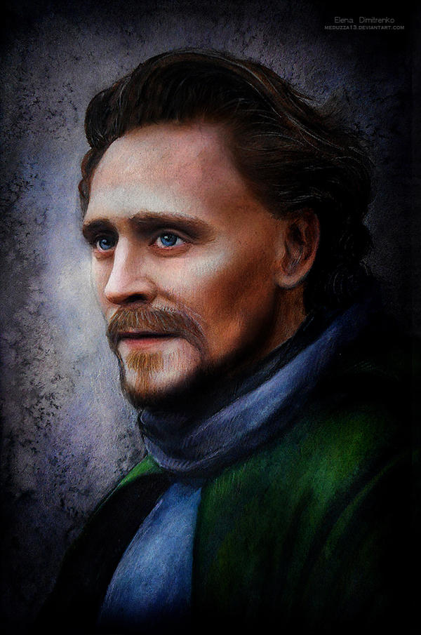 Tom Hiddleston - Henry V by MeduZZa13