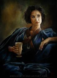 Ellaria Sand - Game of thrones by MeduZZa13