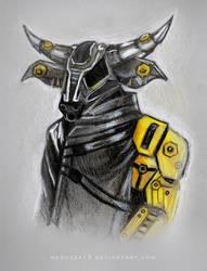 Buffalo. The Masked singer Ukraine