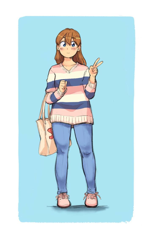 Hina sketch by akio2a