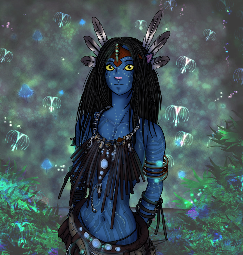 My Na'vi Animi by YenriStar