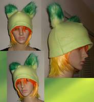 Fuzzy Ear Hat