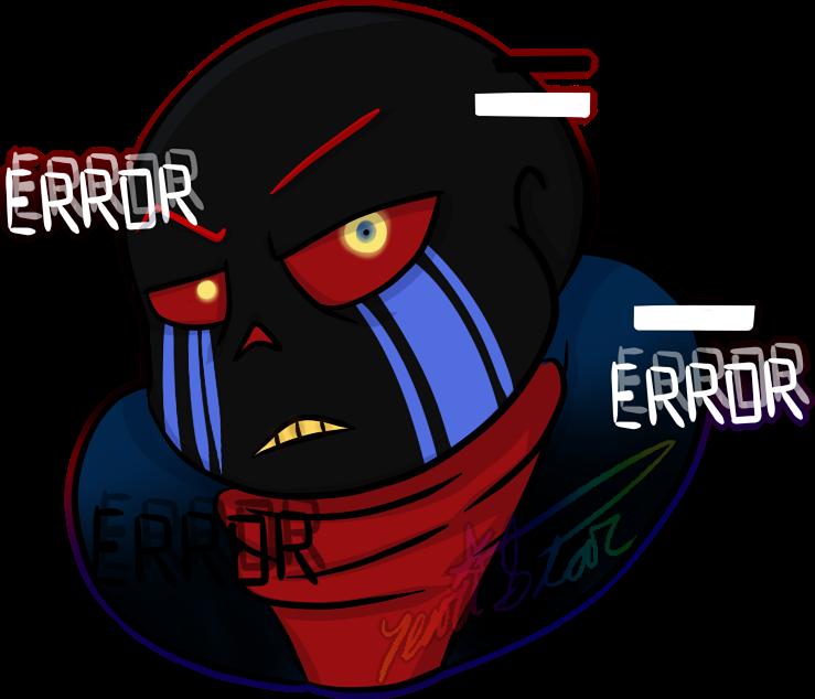 Error Sans Sticker By YenriStar On DeviantArt