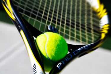Tennisball Caught by Felewin
