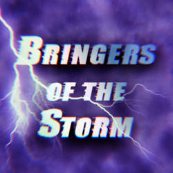 Bringers of the Storm Logo by Felewin
