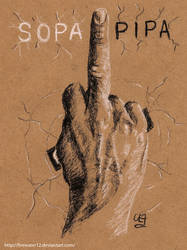 My thoughts on SOPA and PIPA by WillWorks