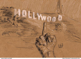Hay Hollywood by WillWorks