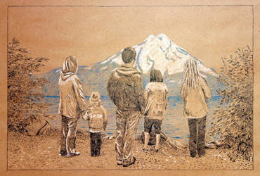 Mt. Redoubt by WillWorks