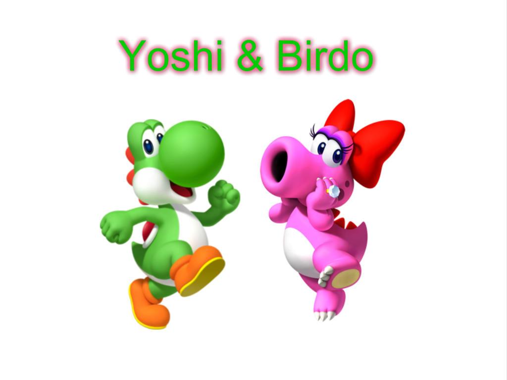 5 yoshi and birdofictiondreamer94 on deviantart