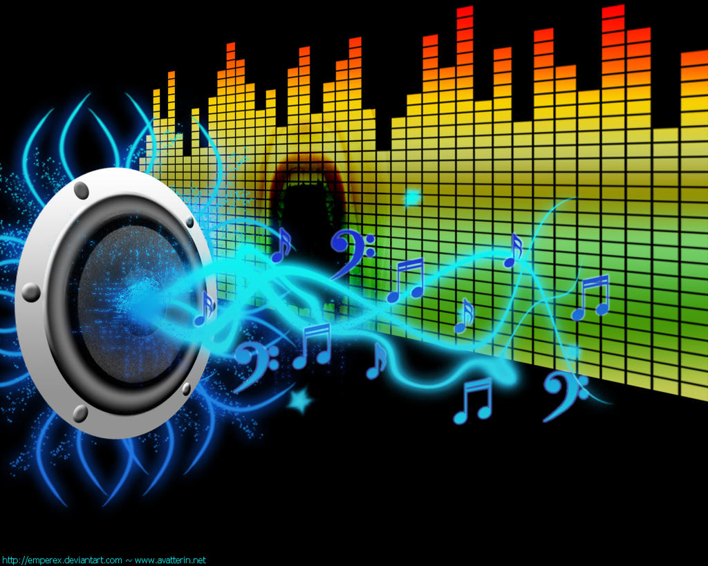 Hd wallpaper techno - Music Wallpaper By Emperex On Deviantart