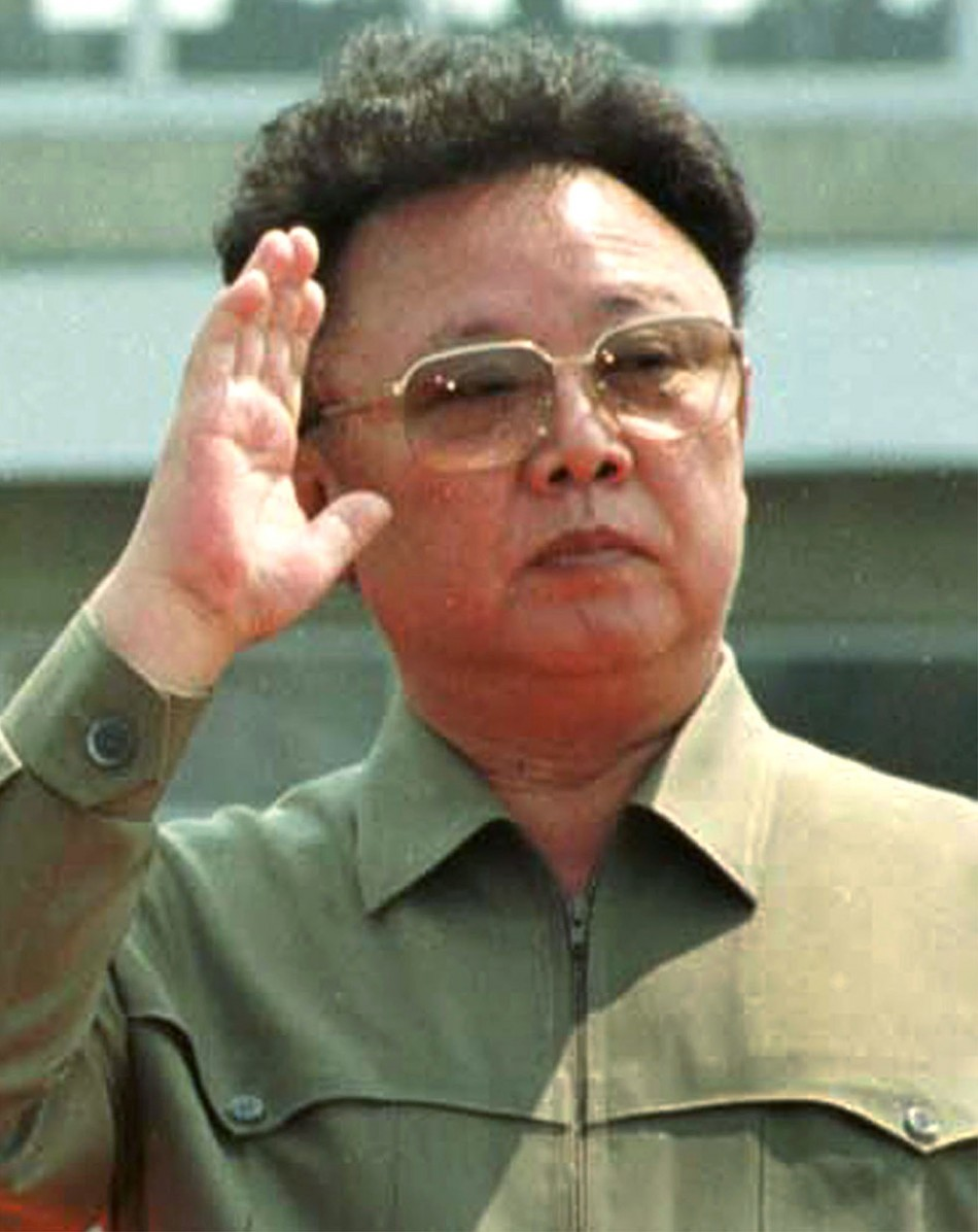kim jong il s secret identity whack dictator. Black Bedroom Furniture Sets. Home Design Ideas