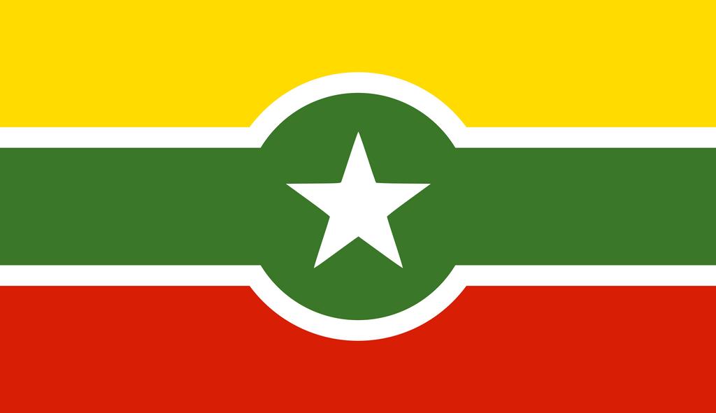 Flag of Myanmar - Wikipedia