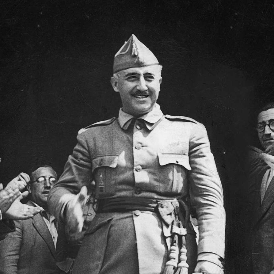 Francisco Franco In 1936 By Shitalloverhumanity On Deviantart