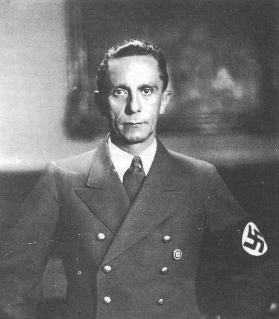 Joseph Goebbels by ShitAllOverHumanity on deviantART