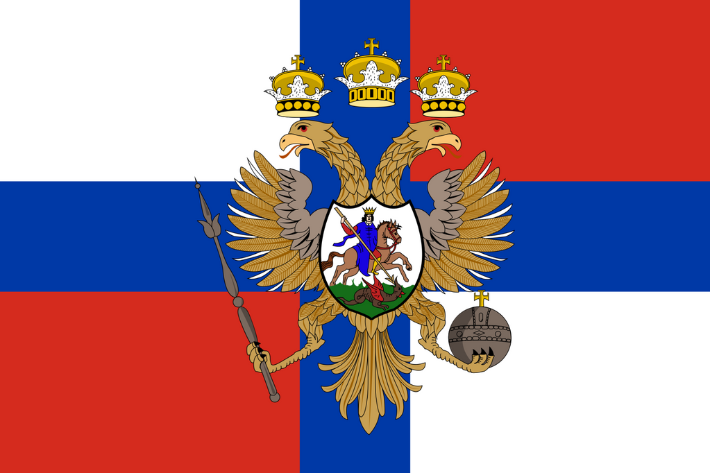 Russian Federation Flags Russian Flag