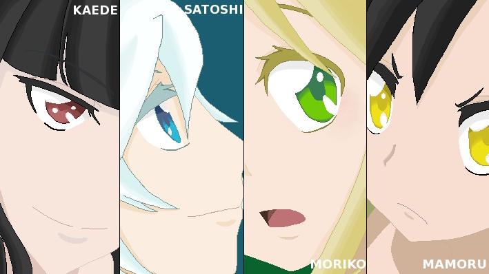 Team Kaede Base by MoriMori4184