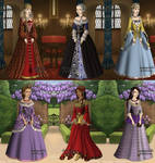 Nyotalia Tudor Period