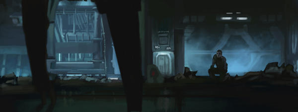 SW: The Force Unleashed II speedpainting