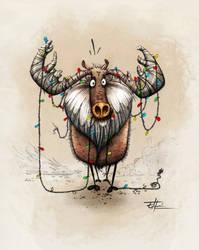 Eustaquio The Reindeer