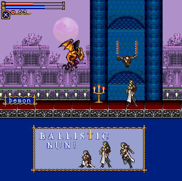Ballistic Nun fake game 'PROTO'