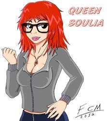 Queen Soulia by FCM-NileSnake