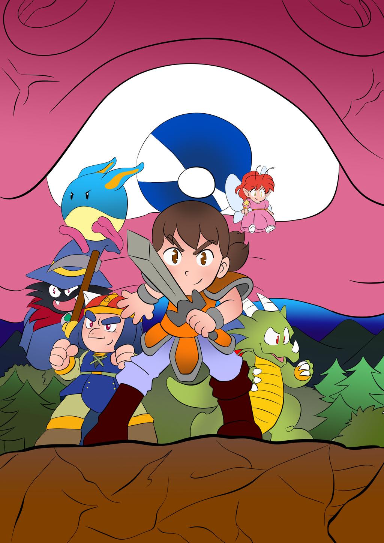 Monster World RPG by FCM-NileSnake