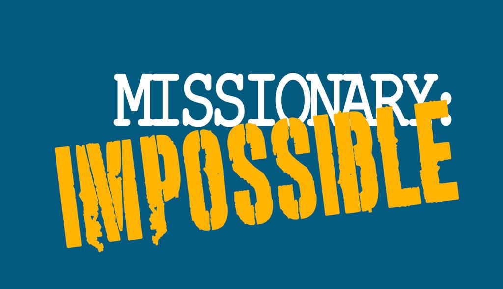 Missionary Impossible set RETURNS!!! by BangBangRush