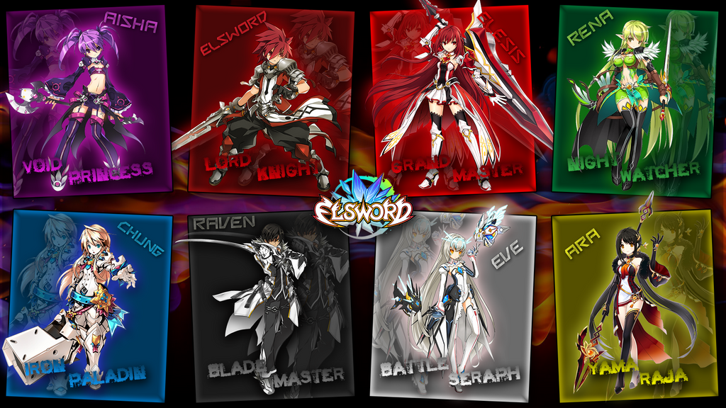 Elsword 2nd job wallpaper by hdblader on deviantart elsword 2nd job wallpaper by hdblader voltagebd Image collections