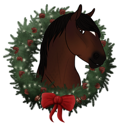 Holiday Wreath - csstables
