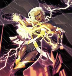 My name is Ororo by Fangwei