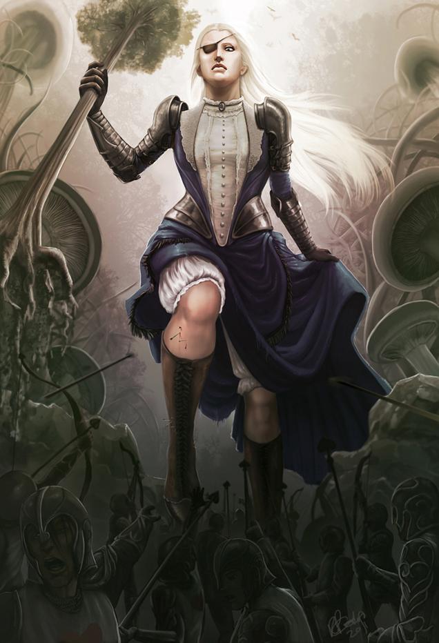 Alice by cryptfever