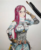 Valkyria Chronicles 4: Minerva Victor by Hachijuu