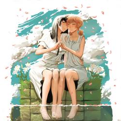 Yagate Kimi ni Naru by Hachijuu