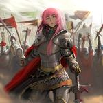 Megurine Luka: War-maker by Hachijuu