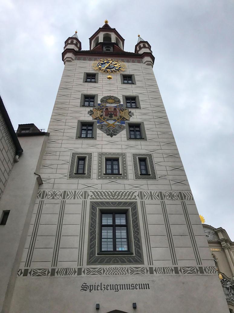 Old Town Hall by nicolealundgren