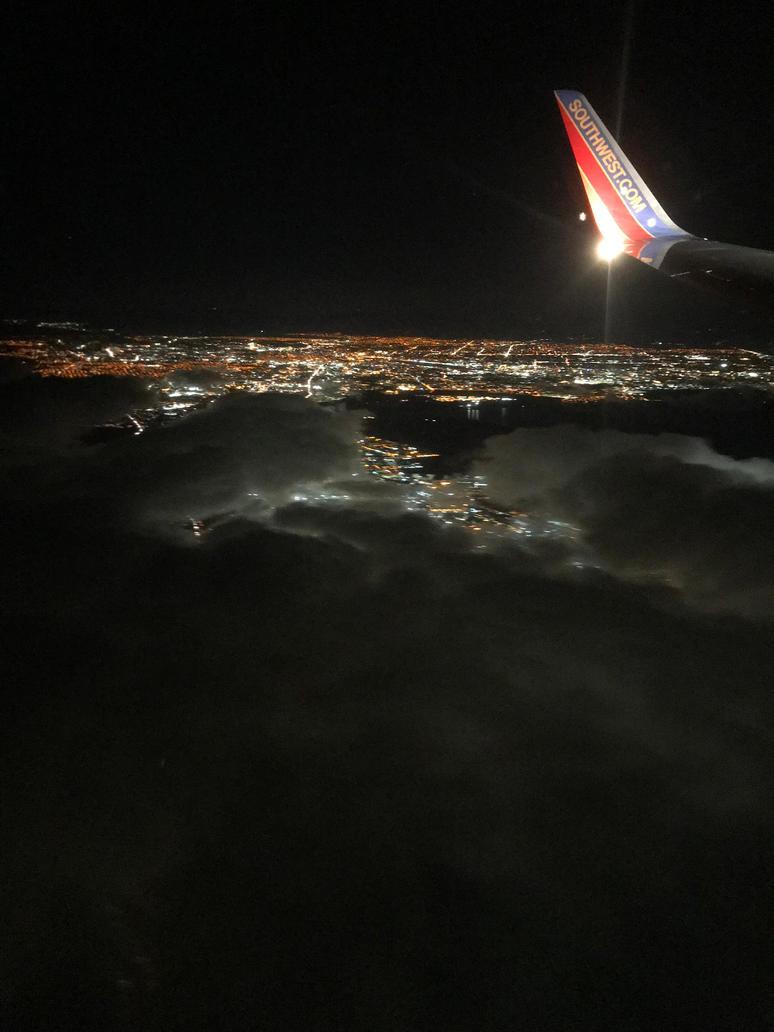 San Francisco Fog by nicolealundgren