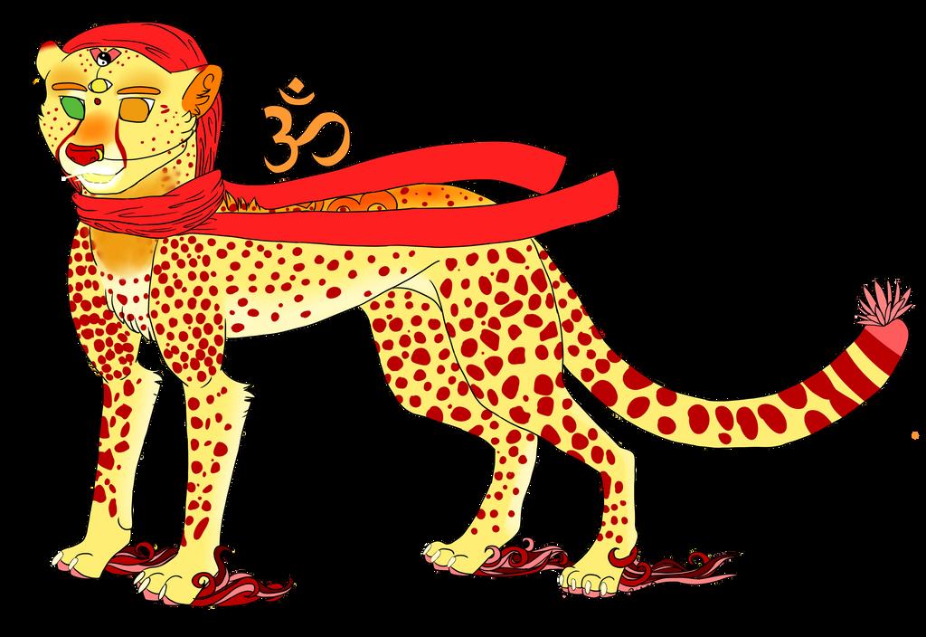 may creature ki-neko-animura by Rainbow-Amethyst