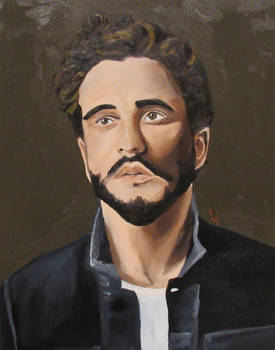 Kit Harington Portrait