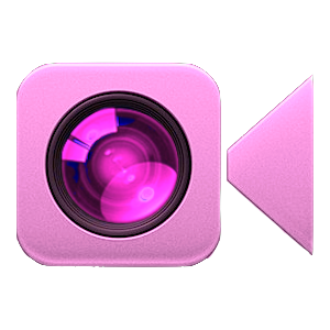 Pink Facetime Icon Apple By Narutolove1477 On Deviantart