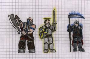 Diablo II characters