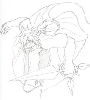 Samson the Angry