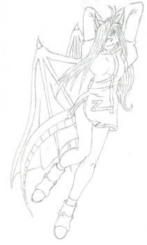 Alythia of the Drackenseyes