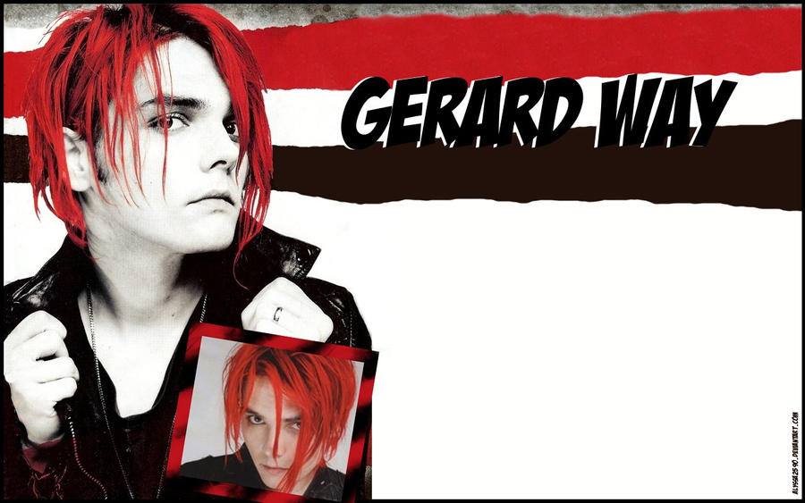 Gerard Way by alyssa2590 on DeviantArt